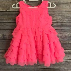 Cherokee Toddler dress